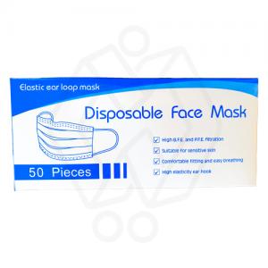 ماسک جراحی مدل 3 (50عددی)