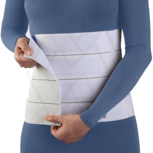 شکم بند پل دار سفید با قابلیت تنظیم طب و صنعت 60210